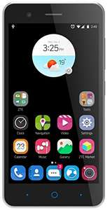 "ZTE Blade A510 5"" 8gb opslag (max. 32gb)   dualsim   13MP   Android 6.0 voor 70,16 @ Amazon.de"