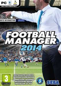 Football Manager 2014 (Steam) voor € 10,07 @ 365Games