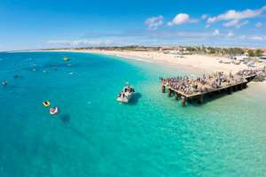 Retour Amsterdam - Kaapverdië voor €134 @ TUIFly