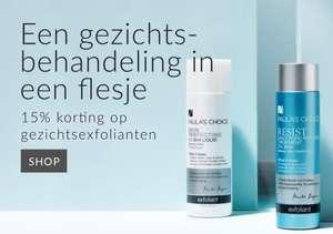 Skin Perfecting 2% BHA Liquid Exfoliant (30ml) €8,50 + gratis verzending @ Paula's Choice