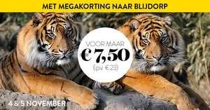 4 en 5 november Kek Mama weekend in Diergaarde Blijdorp Rotterdam