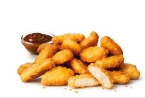 20 Chicken McNuggets Voor €5 @ McDonald's