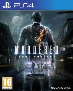 Murdered: Soul Suspect (PS4) voor €12,79 @ WOW HD