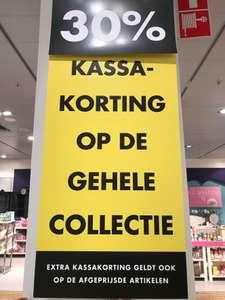 -30% Kassakorting op de gehele collectie @ Topshelf Groningen