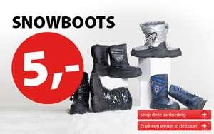 Heren en kinder Snowboots voor €5,- @ Dolcis