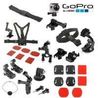 33 Delige accessoire kit voor GoPro voor €59,95