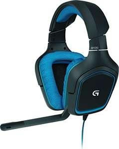 Logitech G430 gaming headset (PC/PS4) voor €35 @ Amazon.de Prime