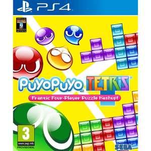 Puyo puyo tetris ps4 @ Intertoys