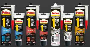 Gratis Pattex One For All @ Pattex.nl