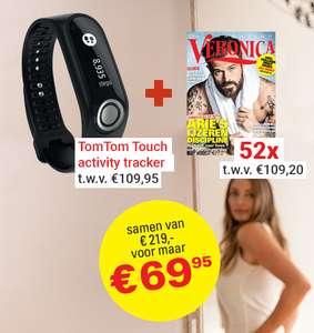 TomTom Activity Tracker + 52 weken Veronica Magazine