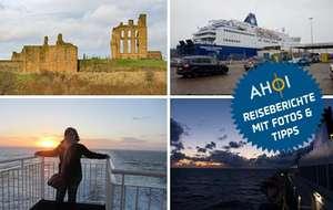 Mini-cruise naar Newcastle voor 29 euro pp @ DFDS Seaways