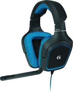 Logitech G430 Gaming Headset 7.1 Dolby Surround