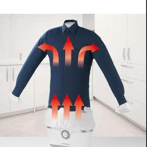 CleanMaxx strijkijzer voor overhemden & blouses