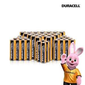 48 Industrial Duracell AA en/of AAA batterijen