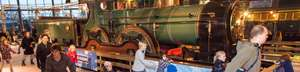 dagkaart trein + entreeticket spoortwegmuseum @spoordeelwinkel.nl