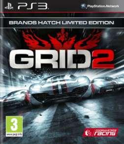 Grid 2 Brands Hatch Edition (PS3) voor €9,59 @ 365Games