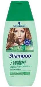 [Prijsfout] Schwarzkopf Shampoo 5 x 250 ml voor €0,95 @ Drogistplein