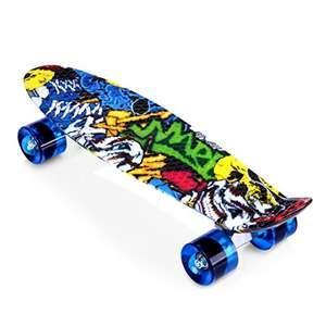 """[AMAZON.DE] 22"""" skateboard, door korting 9,99"""