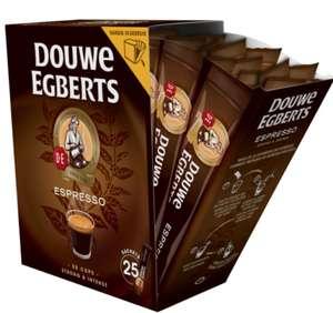 Douwe Egberts Espresso sticks (25 stuks) voor maar €1,-