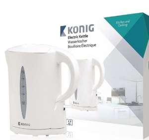 König KN-WK20 1.7L waterkoker 2200w