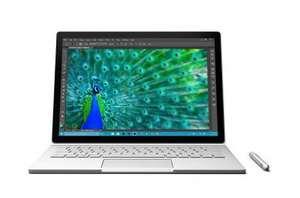 Microsoft Surface Book 256GB i5 8GB (Qwertz) voor €530 @ Megamobile