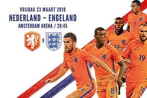 Tickets Nederland - Engeland @ UitjeKrant