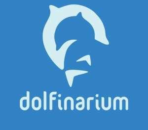 50% korting (13.75 euro pp) op entreekaart voor dolfinarium