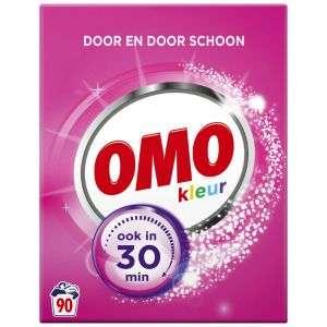Omo waspoeder kleur/wit voor 11,49!