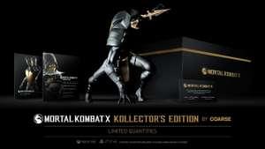 Mortal Kombat X Kollector's Edition By Coarse (Xbox One/PS4) voor € 99,98 @ Gamedumper
