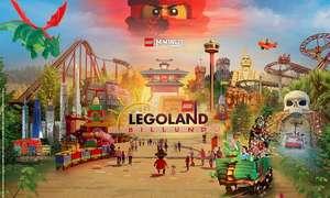 Legoland Billund met 50% korting voor 3-5 personen @ Groupon.nl