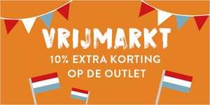 Alleen dit weekend: 10% EXTRA korting op de outlet @ Kook & Go