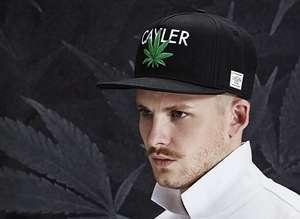 Cayler & Sons snapback caps van €29,95 voor €8,69 incl. verzending @Planet Sports