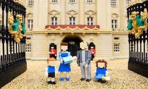 Gratis Toegang Legoland Windsor Met Naam Louis @ Legoland Windsor
