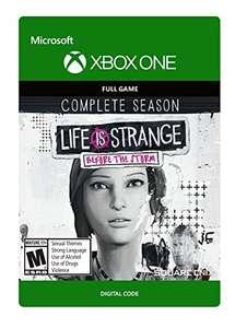 Life is Strange: Before the Storm Xbox One Digitale Code voor €8,55 (Deluxe Edition - €12,58) @ Amazon.com