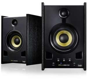 Hercules XPS 2.0 80 DJ Monitor Speakers voor €76,95 @ Multimedia Center