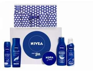 NIVEA box voor €12,50 incl. verzending @ Tjox