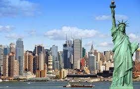 Amsterdam - New York (Augustus tot maart)