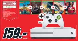 (belgie) Xbox One S 1TB + Fifa 18 + extra game (vanaf 11 juni)