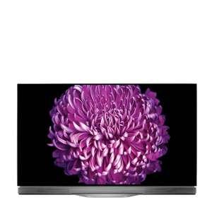 Gratis LG 32LK6200PLA tv t.w.v. €433,94 bij aanschaf van LG OLED55E7N OLED 4K tv @ Wehkamp