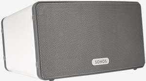 Sonos Play:3 (wit) voor €222 @ Amazon.de