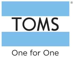 Tot wel 50% Korting op TOMS!
