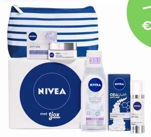 Nivea Box voor €17,50 incl. verzending @Tjox