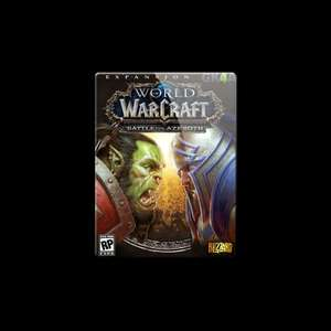 World of Warcraft (WoW) : Battle for Azeroth @GameKeys4All