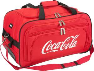 Princess Traveller in de aanbieding, o.a. Wheelerbag Coca-Cola 600D 55CM  @KijkBijMij
