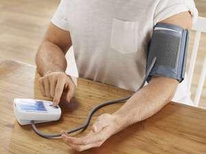 Sanitas sprekende bloeddrukmeter