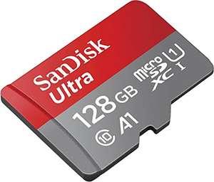 Sandisk Ultra 128 GB Class 10, U1, A1