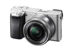 Sony Alpha a6300 16-50mm @Amazon.es