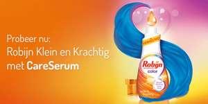 Probeer Robijn Klein & Krachtig careserum met €5 cashback (Via Scoupy)