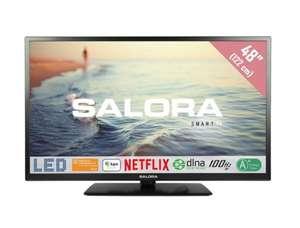 Salora 48FSB500 Smart TV voor €210 @ PlatteTVdiscounter