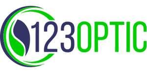 €5 op een bestelling van contactlenzen bij 123Optic.com